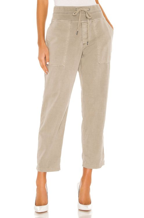 James Perse Pull On Clean Cargo Pant