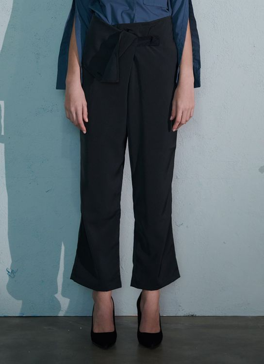 Square P16 Pants Dark Grey