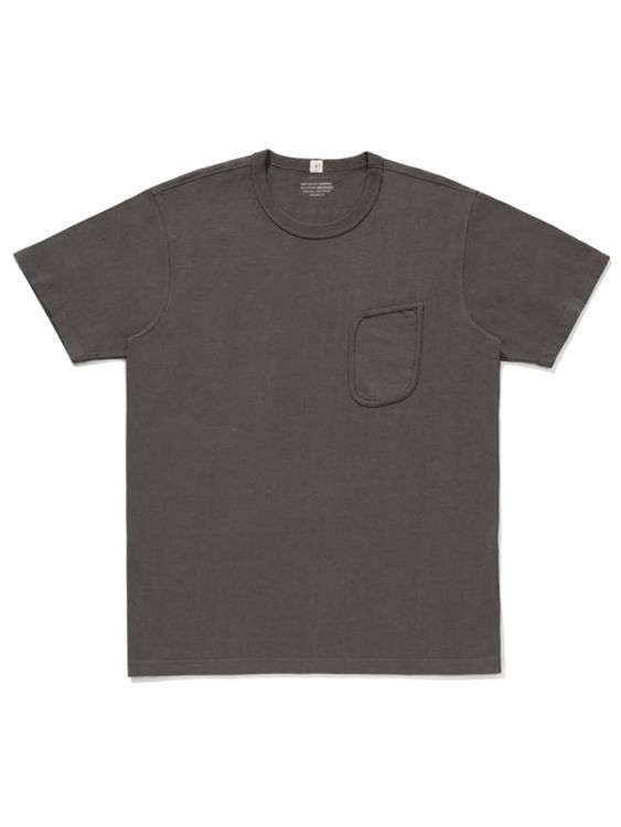 Lady White Co. Lady White Co. Clark Pocket Tee Cement