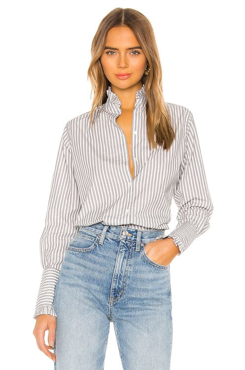 Nili Lotan Vivian Button Down