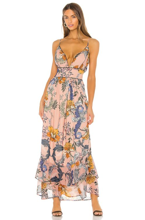 The Jetset Diaries Oh Sweet Nothing Maxi Dress