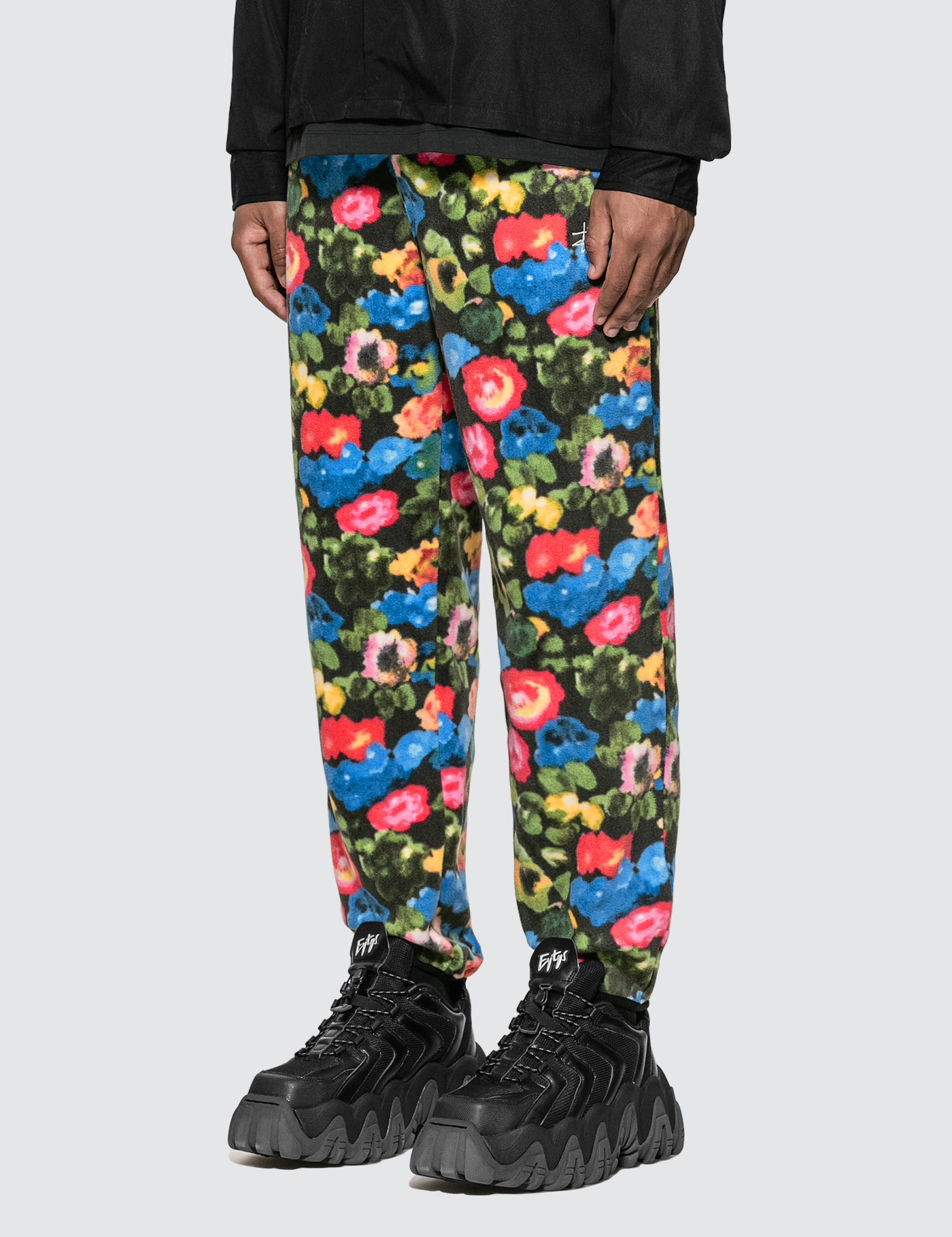 Stussy Basic Polar Fleece Pants