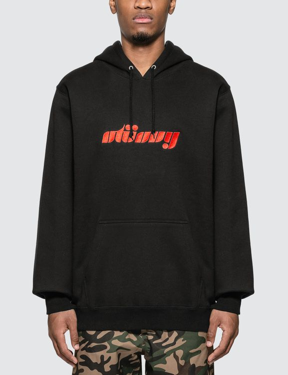 Stussy Pretty  Applique Hoody