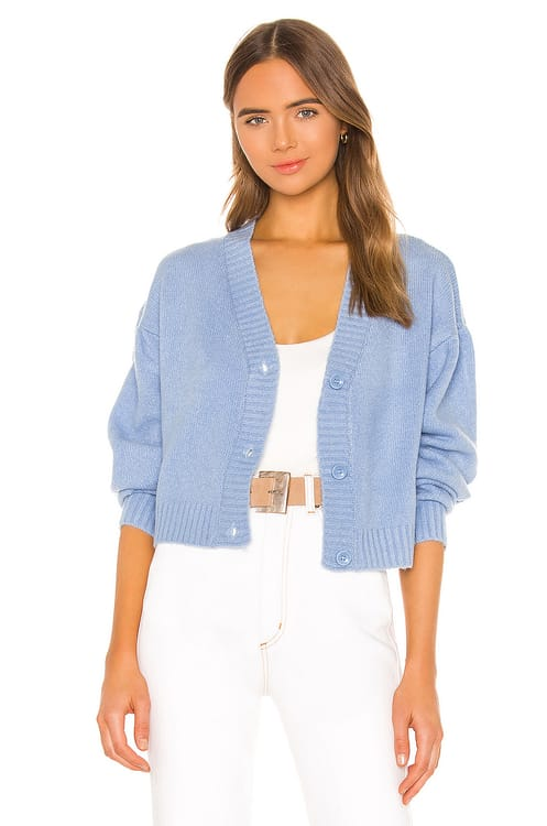 KENDALL + KYLIE Cropped Cardi