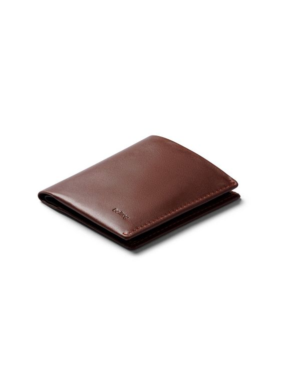 Bellroy Bellroy Note Sleeve Wallet Cocoa RFID