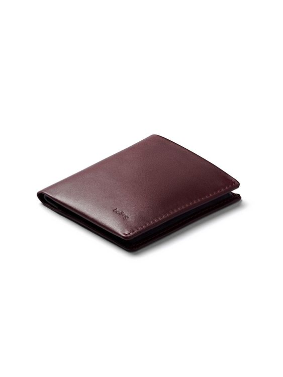 Bellroy Bellroy Note Sleeve Wallet Wine RFID