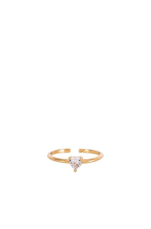 Frasier Sterling Touch of Glam Ring
