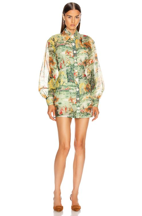 Alice McCall Strange Dreams Shirt Dress