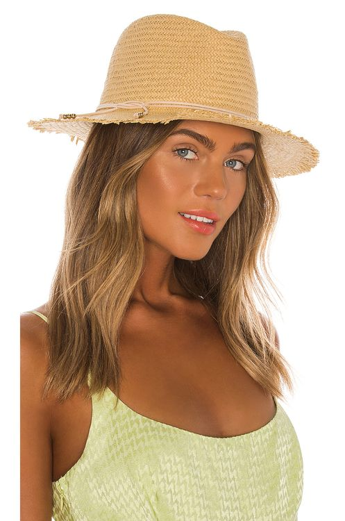 Hat Attack Fringe Travel Hat