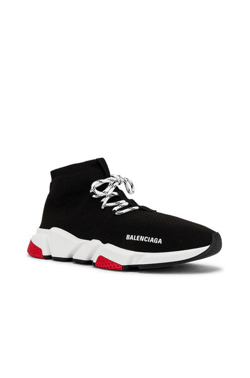 BALENCIAGA Speed Light Sneaker Lace Up