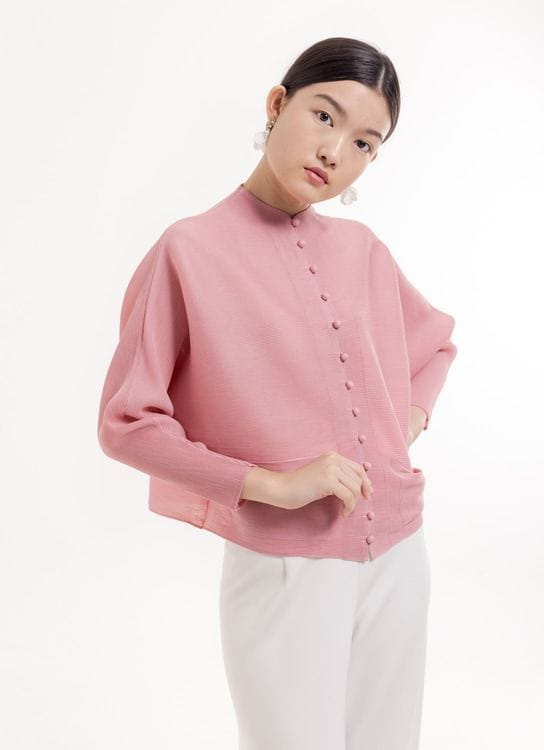 BOWN Ryker Top  - Pink