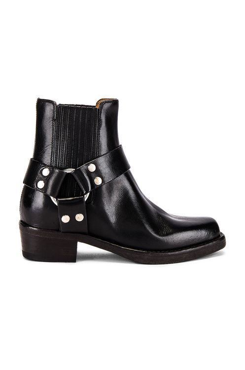 RE/DONE Short Cavalry Boot