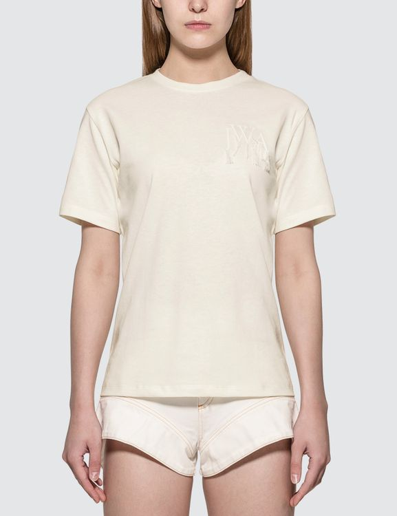 J.W.Anderson JWA Embroidered T-shirt