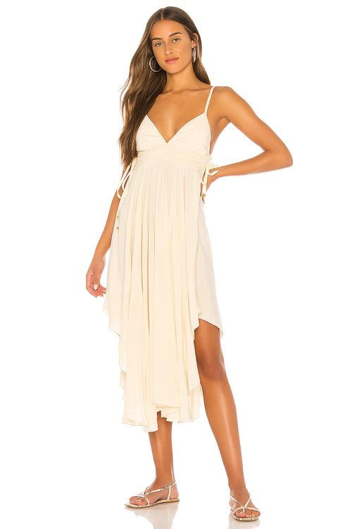 PilyQ Rowen Cover Up Dress