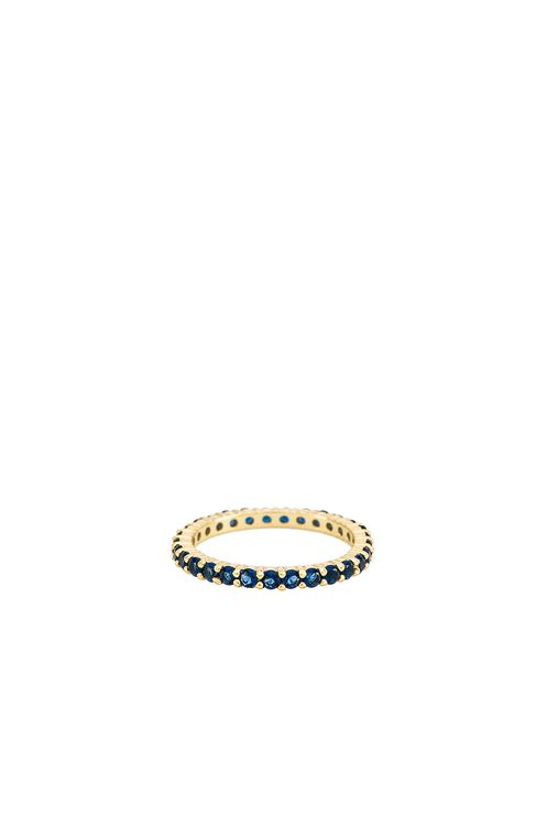 The M Jewelers NY Thin Colored Band