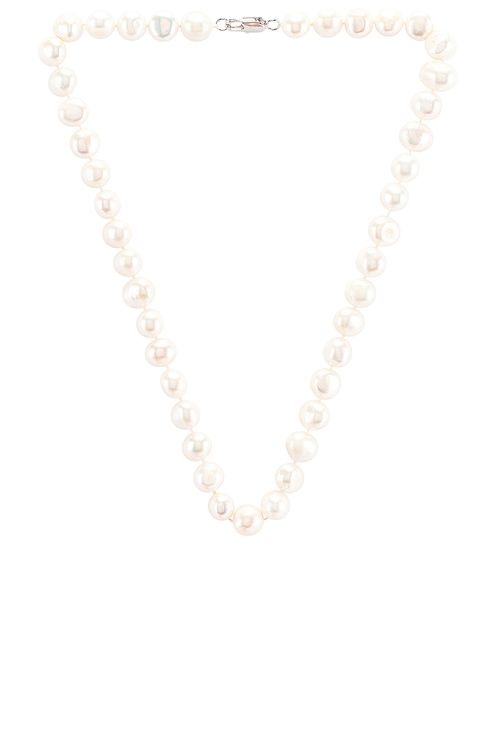 petit moments Diana Pearl Necklace