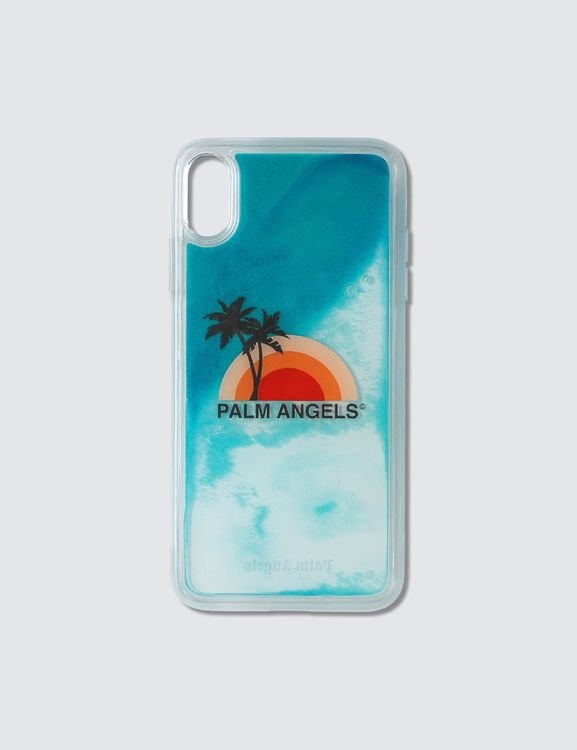 Palm Angels Sunset iPhone Case Xs