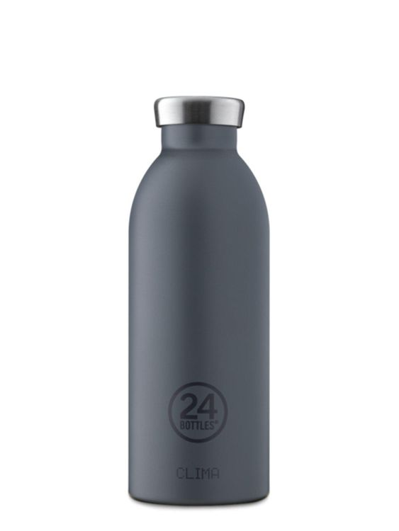 24Bottles 24Bottles Clima Bottle Formal Grey 500ml
