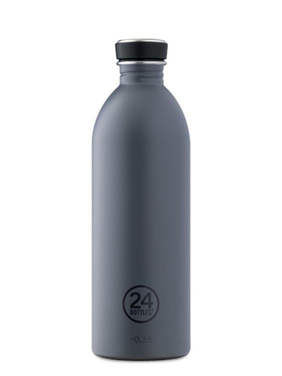 24Bottles 24Bottles Urban Bottle Formal Grey 1000ml