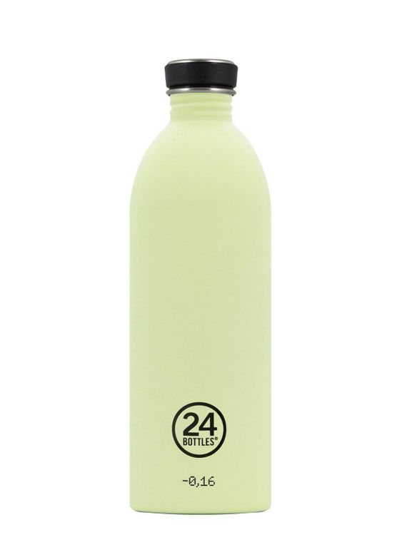 24Bottles 24Bottles Urban Bottle Pistachio Green 1000ml