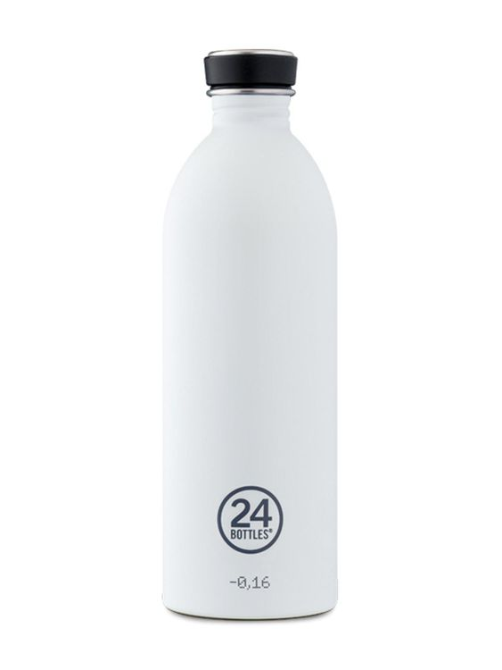 24Bottles 24Bottles Urban Bottle Ice White 1000ml