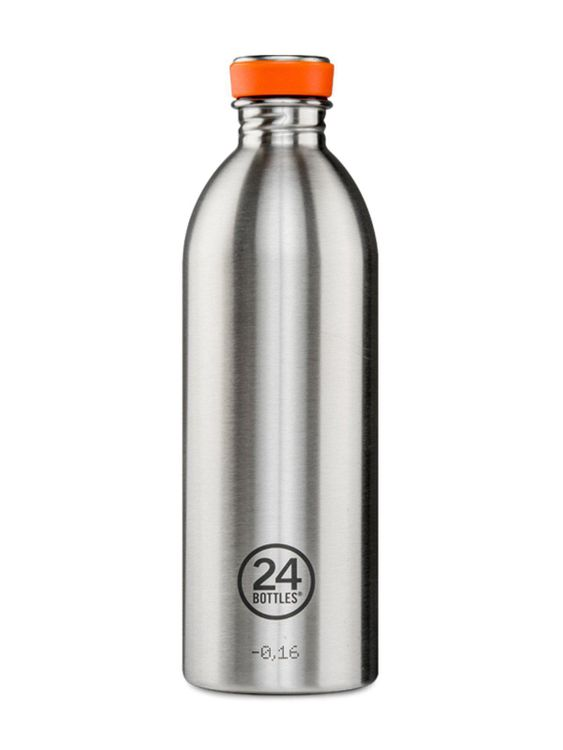 24Bottles 24Bottles Urban Bottle Steel 1000ml