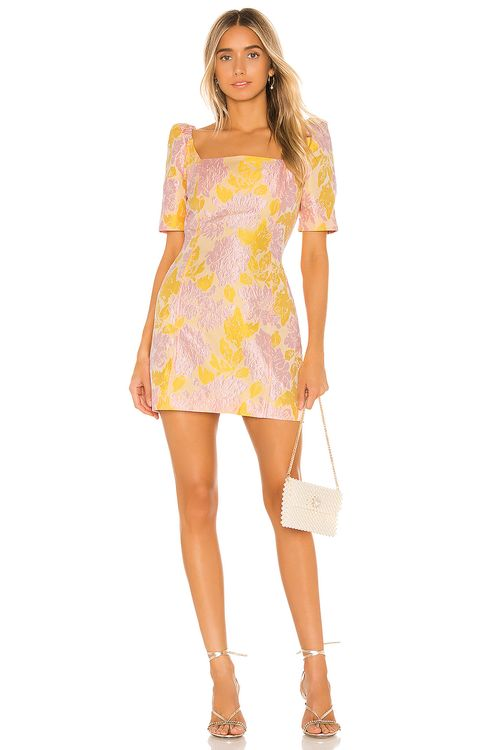 Nookie Solana Sleeve Mini Dress