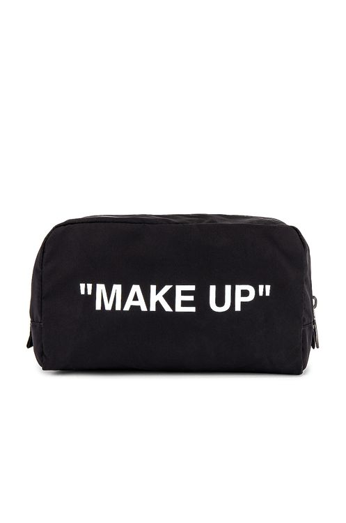 Off-White Make Up Pouch