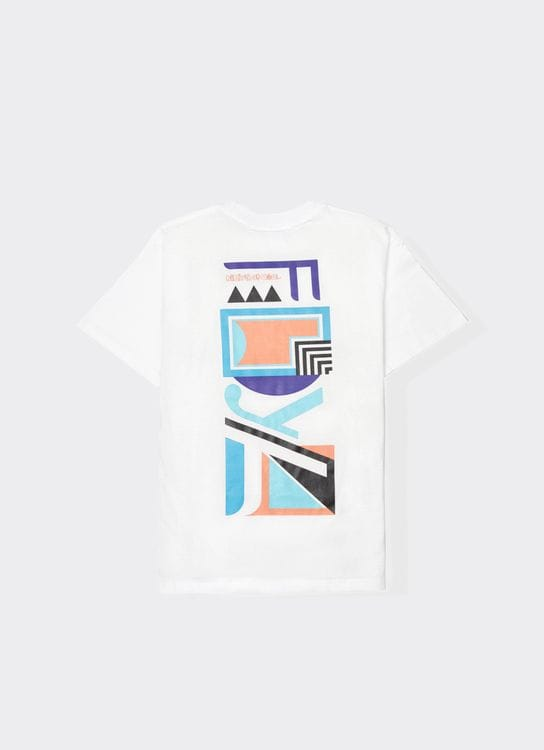 FLYK Rebirth Of Cool T-shirt  - White
