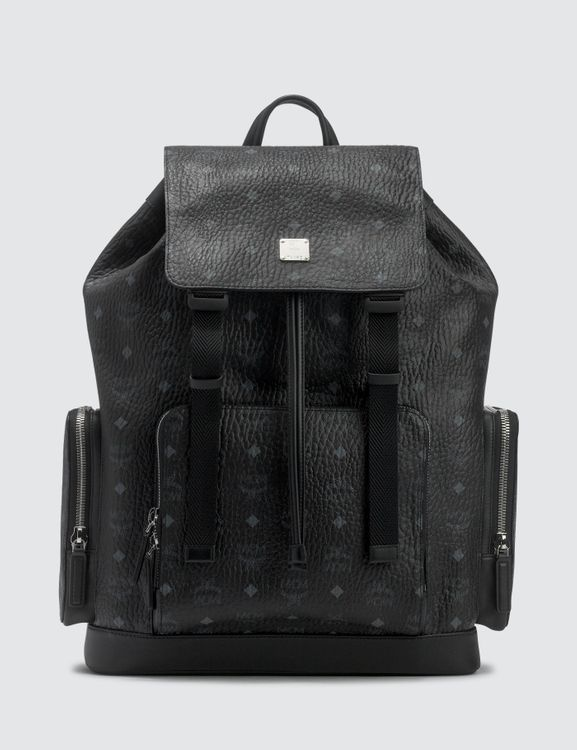 MCM Brandenburg Backpack in Visetos