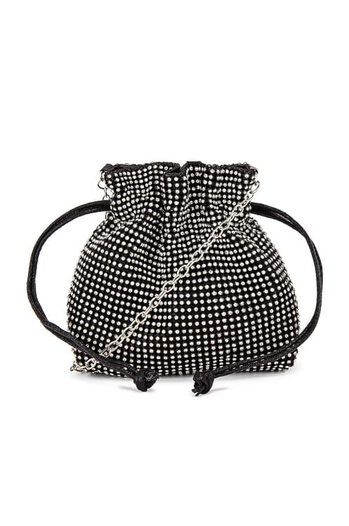 Ettika Rhinestone Mini Bag