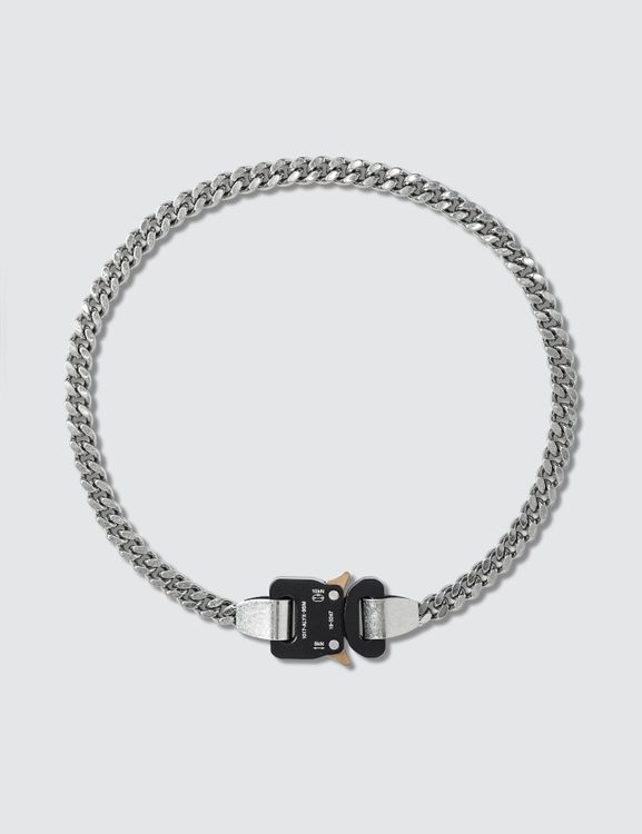 1017 ALYX 9SM Classic Chainlink Necklace
