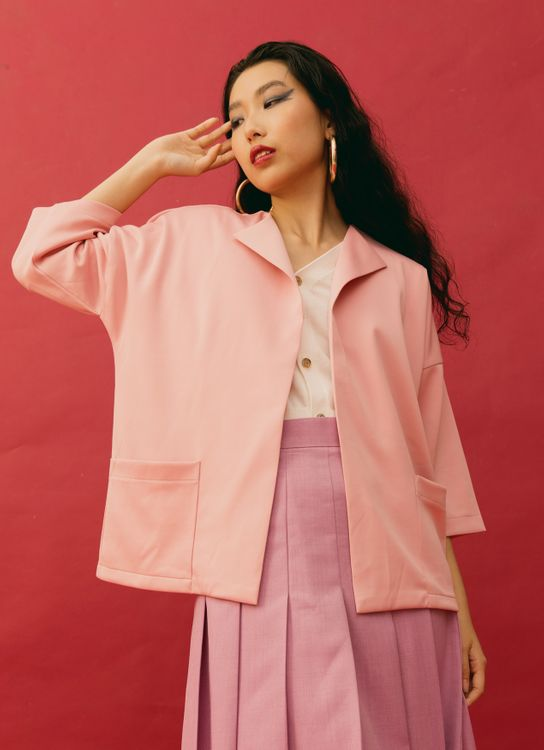 ATS THE LABEL Force Blush Outerwear