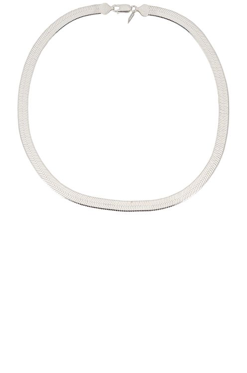 Loren Stewart XL Herringbone Necklace