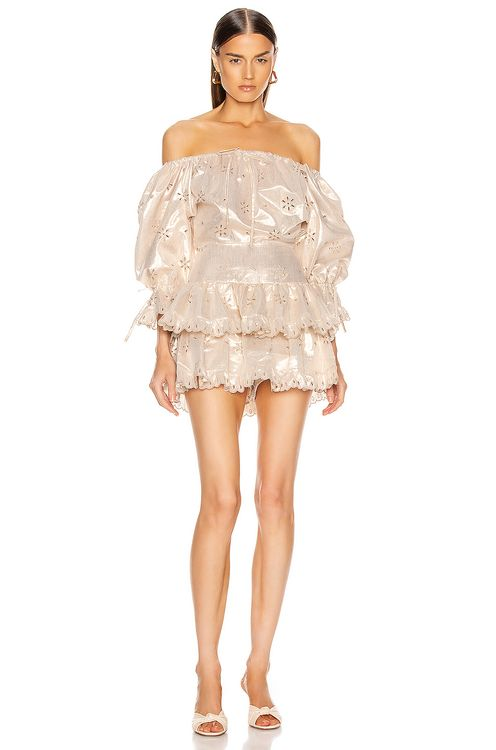 Alice McCall Electric Galaxy Playsuit