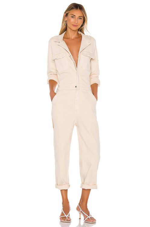 MOTHER The Fixer Jumpsuit