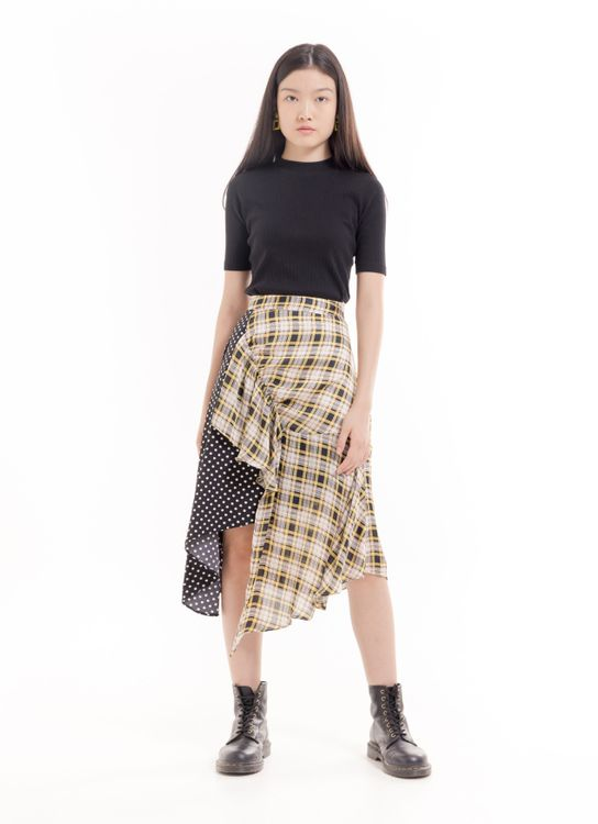BOWN Martha Skirt - Yellow