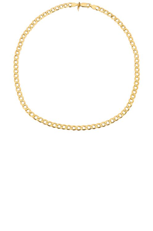 Loren Stewart Lightweight Curb Chain Necklace