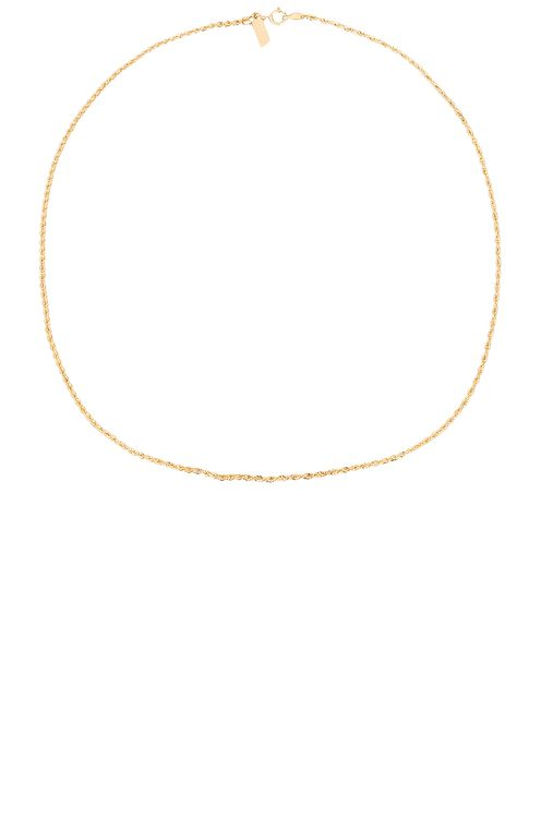 Loren Stewart Rope Chain Necklace