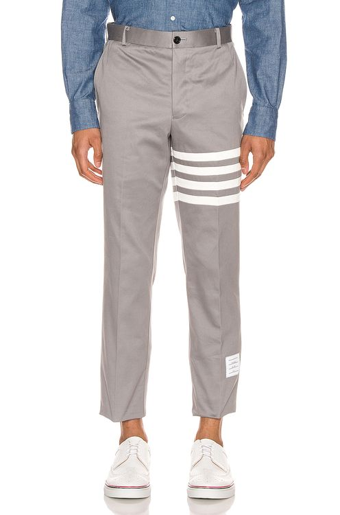 Thom Browne Unconstructed Chino Trouser