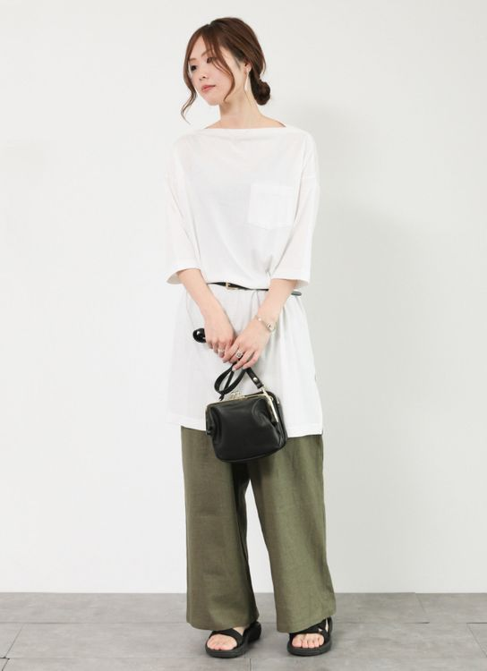 Sevendays Sunday Devon Pants - Khaki