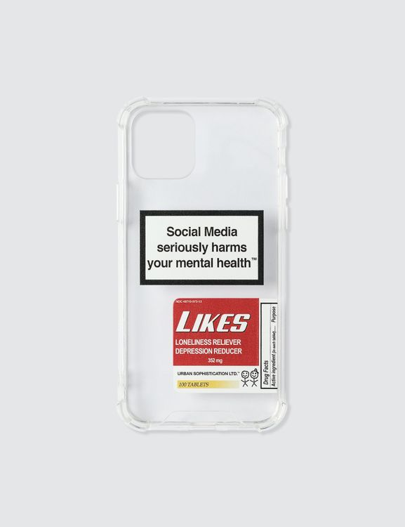 Urban Sophistication Likes iPhone Case