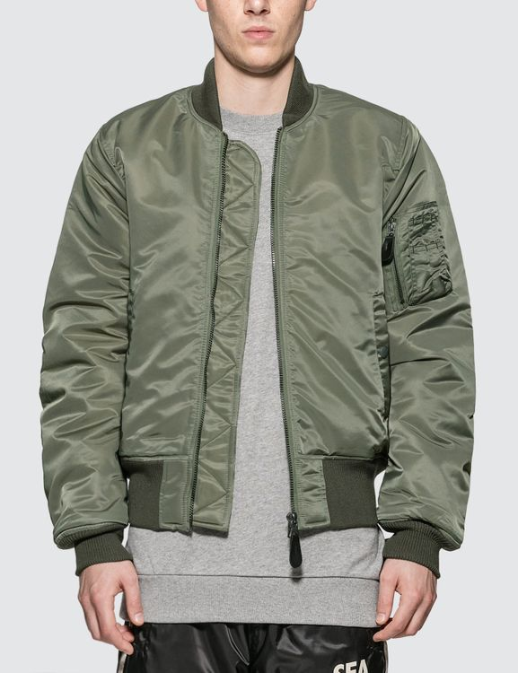 WIND AND SEA Reversible MA-1 Jacket
