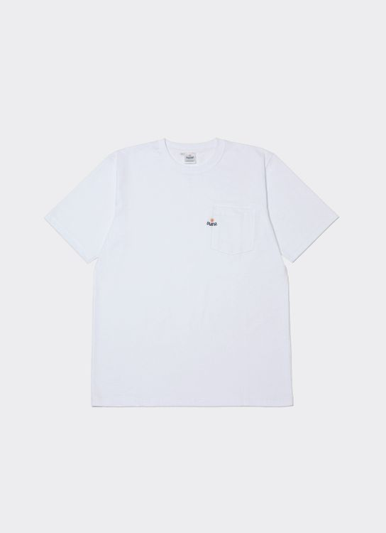 Suns Jeans Pocket Tee White