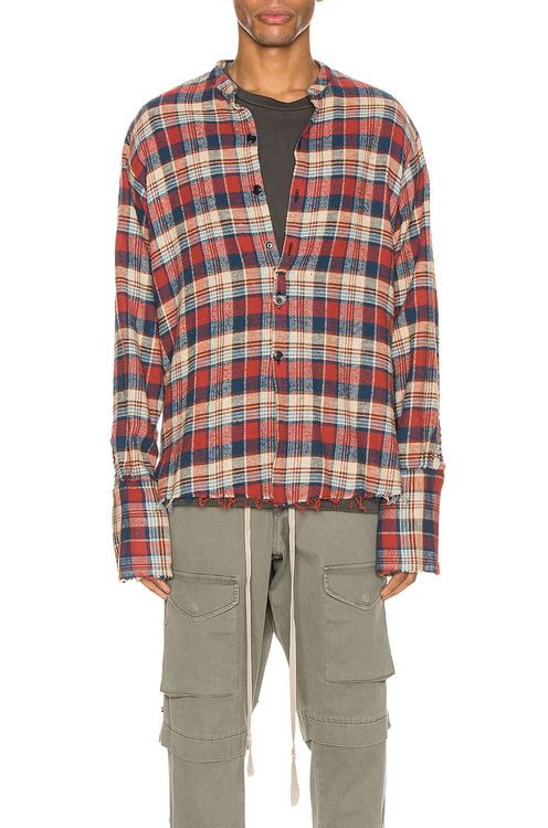 Greg Lauren Classic Studio Shirt
