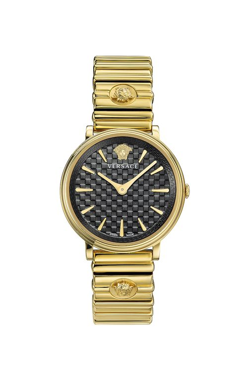 Versace V-Circle Logomania 38mm Watch