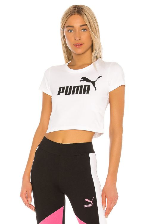 Puma ESS Fitted Tee