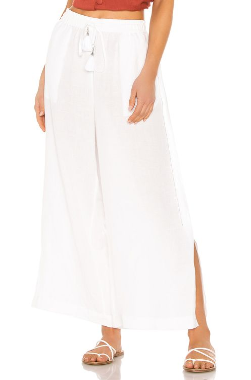 Seafolly Linen Pant