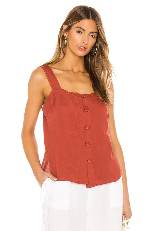 Seafolly Scarlet Top
