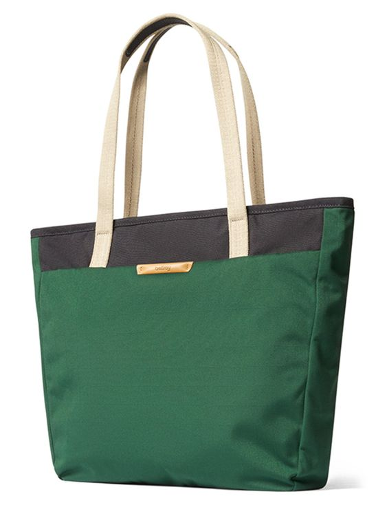 Bellroy Bellroy Tokyo Tote Forest Green Recycled